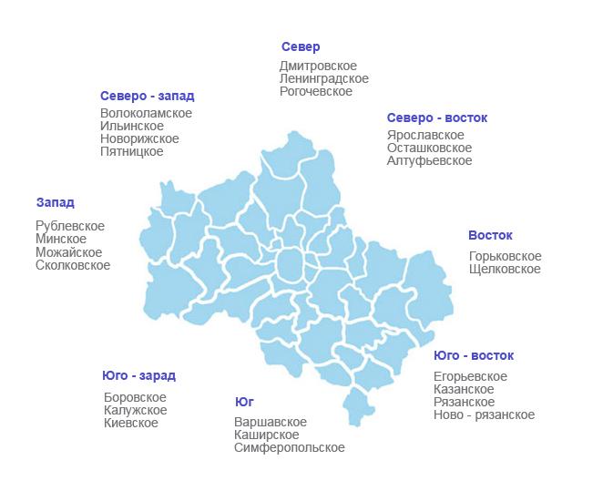 Дороги Подмосковья: настоящее